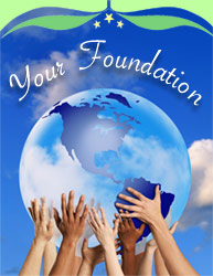 Your Foundation graphic
